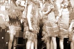 Show Girls edited Sepia